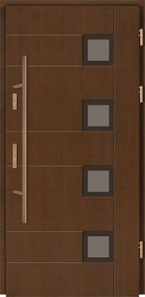 Vchodové dveře BALZE