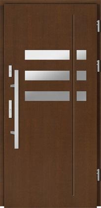 Vchodové dveře BARI