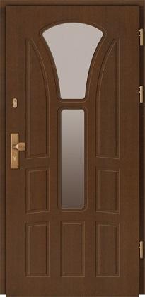 Vchodové dveře PIONE