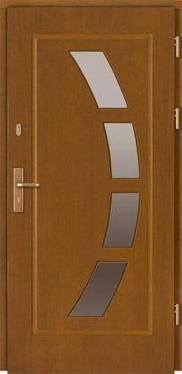 Vchodové dveře RECCO