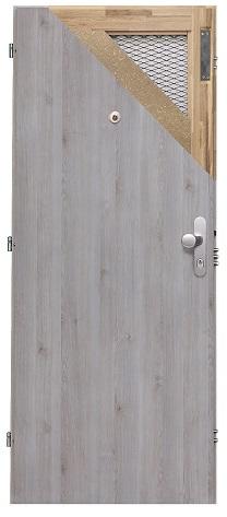 Vchodové dveře ALTO