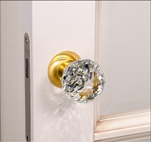 Krystal Premium (A6025) CL / SG transparentní matné zlato